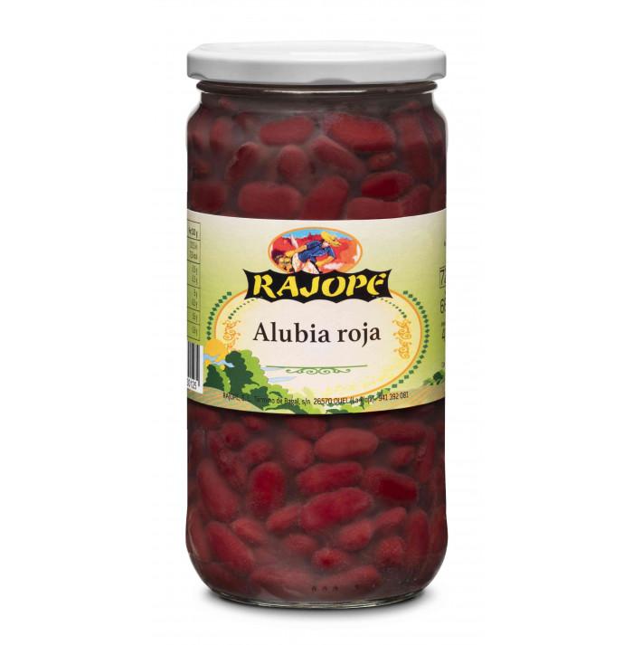 ALUBIA ROJA